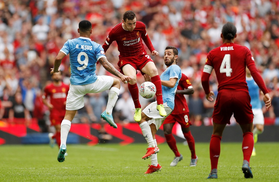 Liverpool vs Manchester City Live Stream