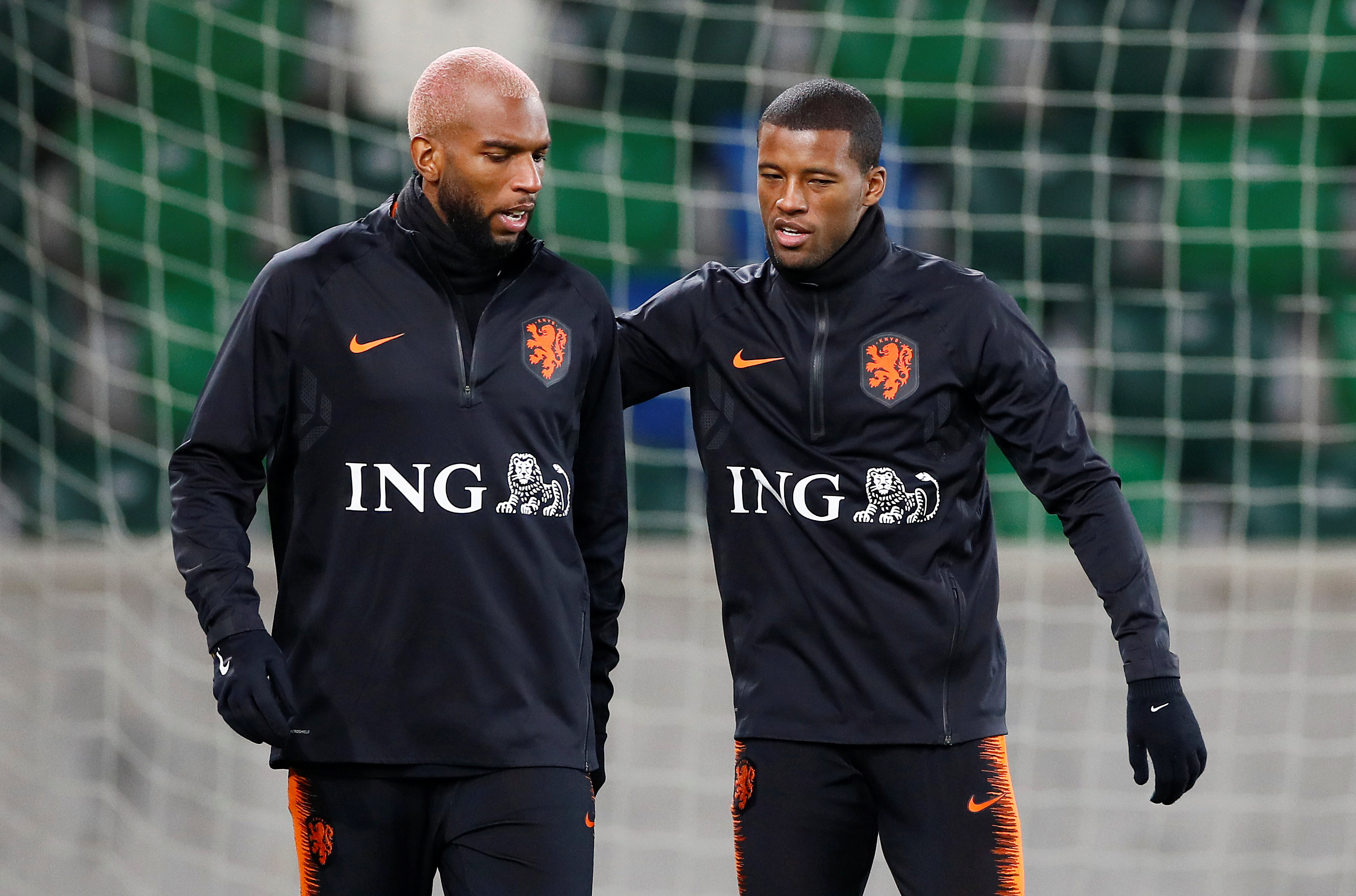 Liverpool's Wijnaldum should set a trend here