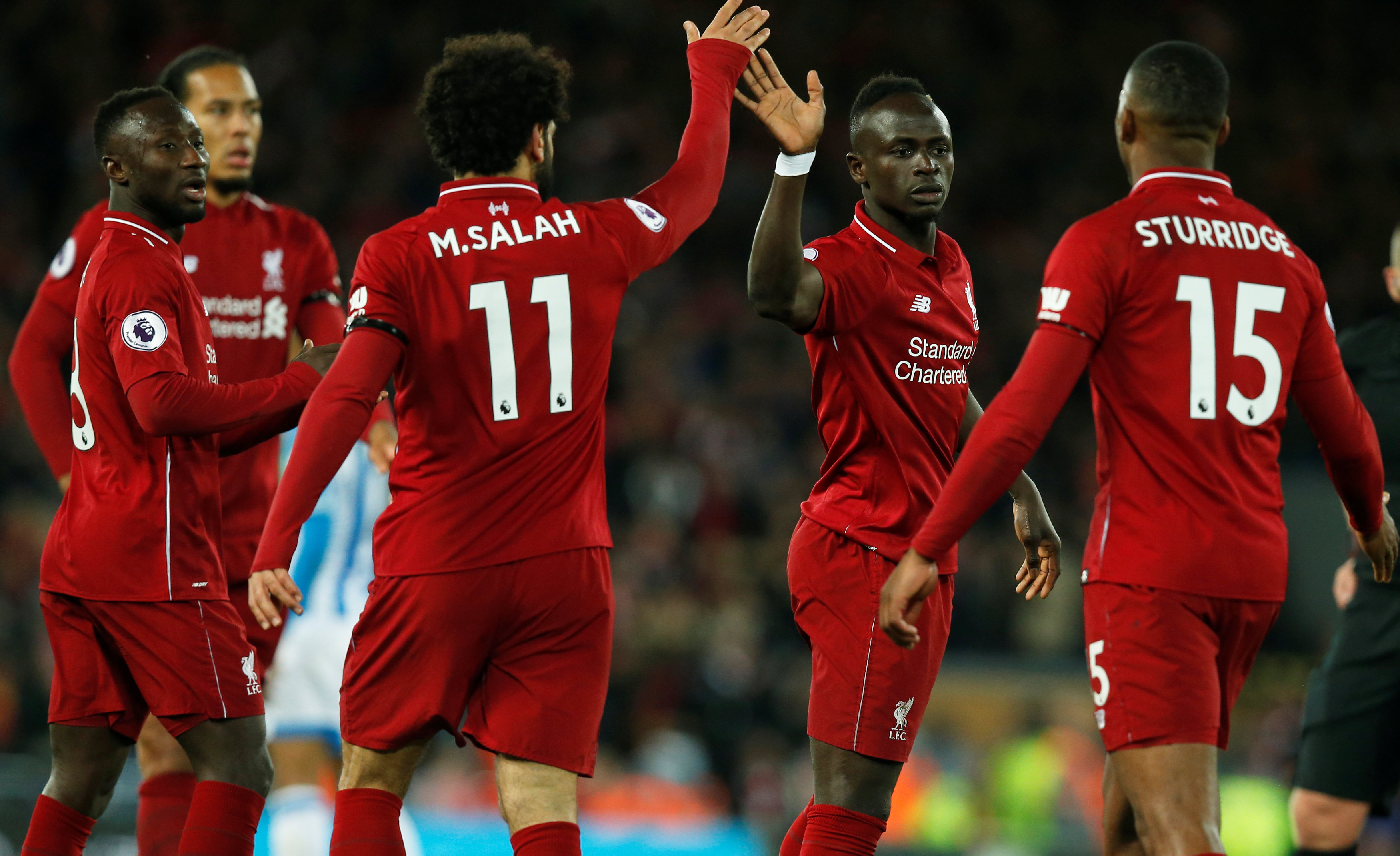 Mane, Salah & Keita nominated for African Player of the Year award