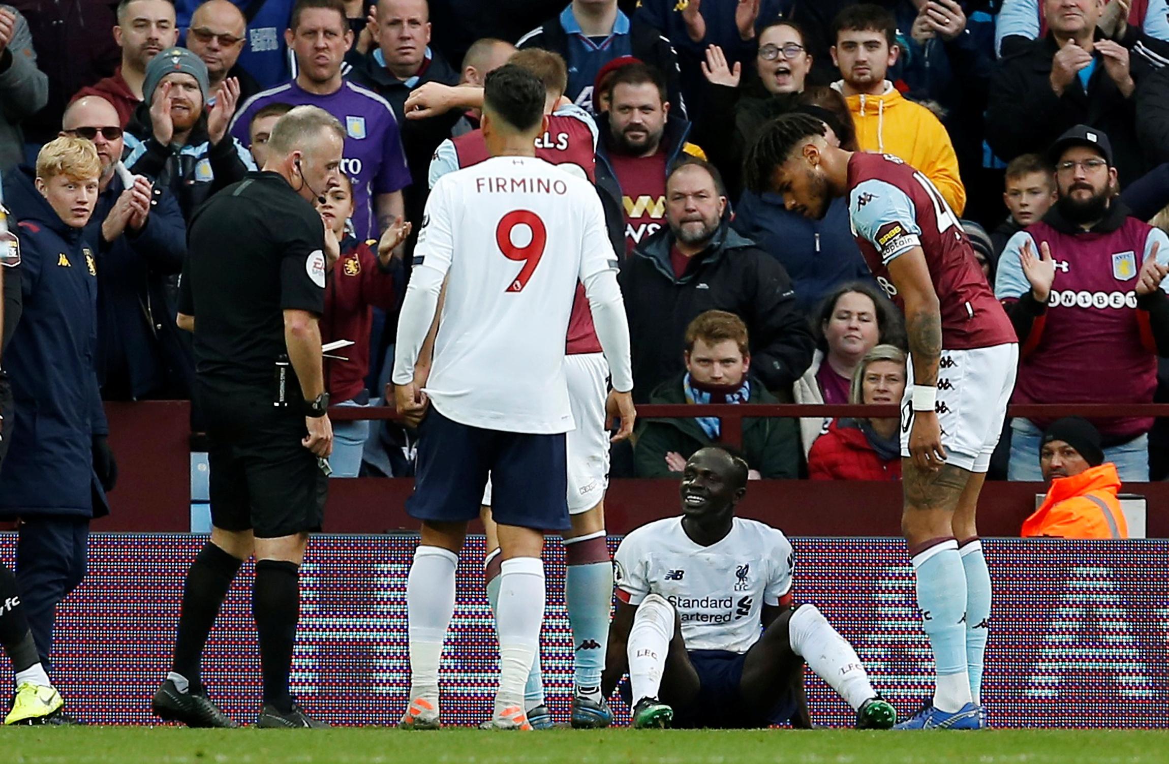 Pep Guardiola lays blame on Liverpool winger Sadio Mane for diving