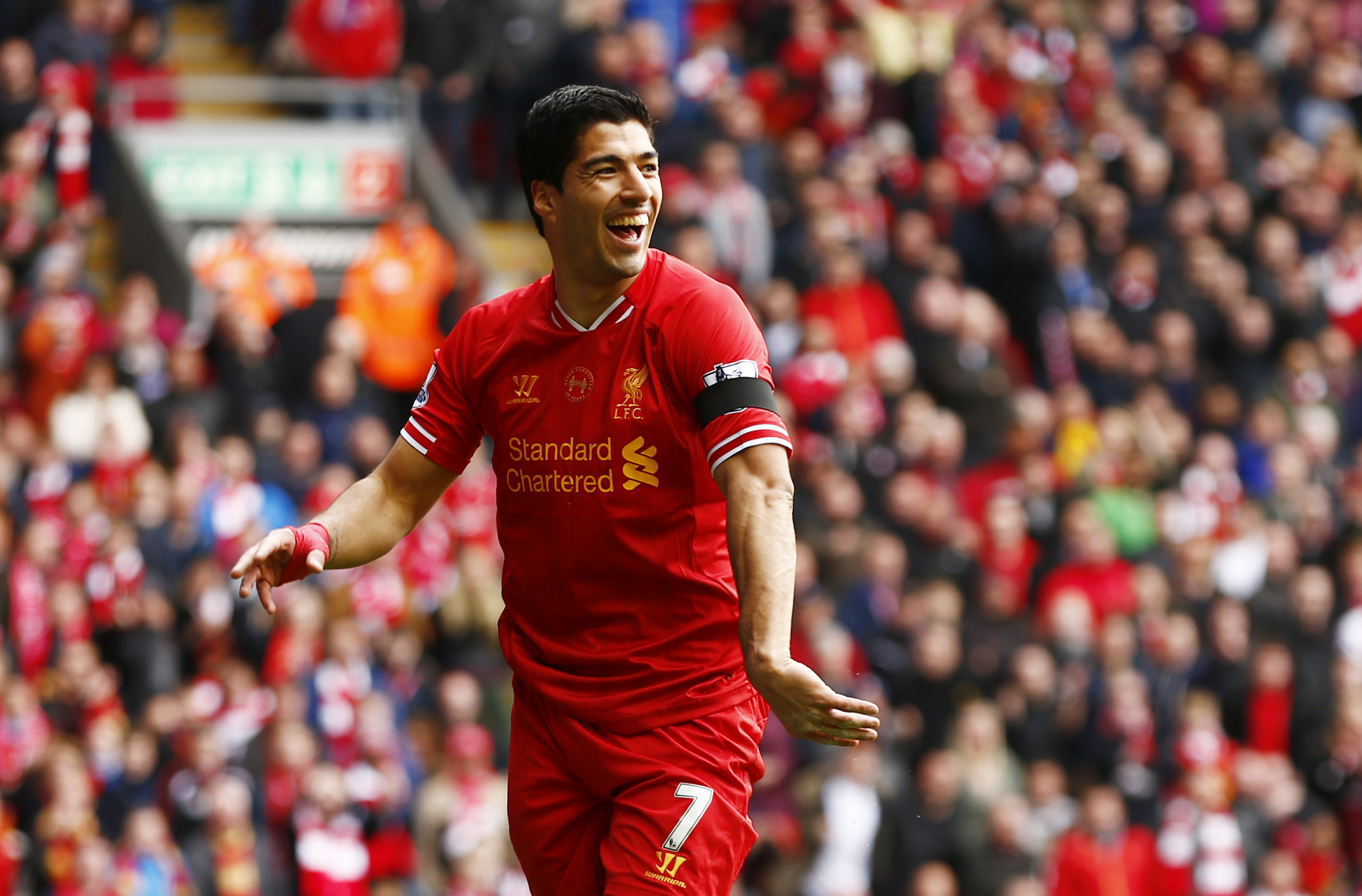 Top 10 Liverpool players to score 50 EPL goals