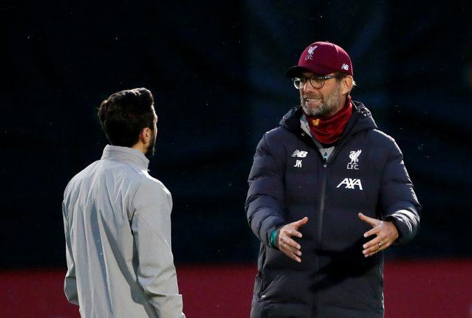 Jurgen Klopp Reveals How He Benches His Top Liverpool Stars