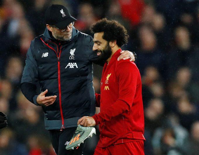 Klopp Mohamed Salah is back to full fitness