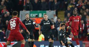Liverpool vs Salzburg Live Stream, Betting, TV, Preview & News
