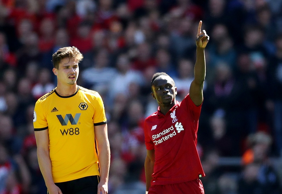 Liverpool Vs Wolves Head To Head Results Records H2h