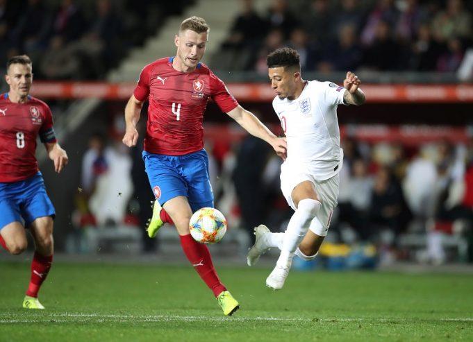 Liverpool's Interest In Jadon Sancho Confirmed