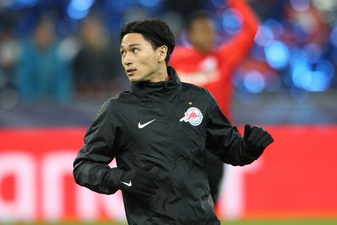 Salzburg's Takumi Minamino to become part of Liverpool by January