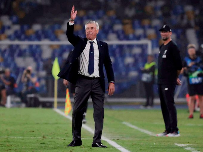 Ancelotti believes Everton needs perfection to win against Liverpool