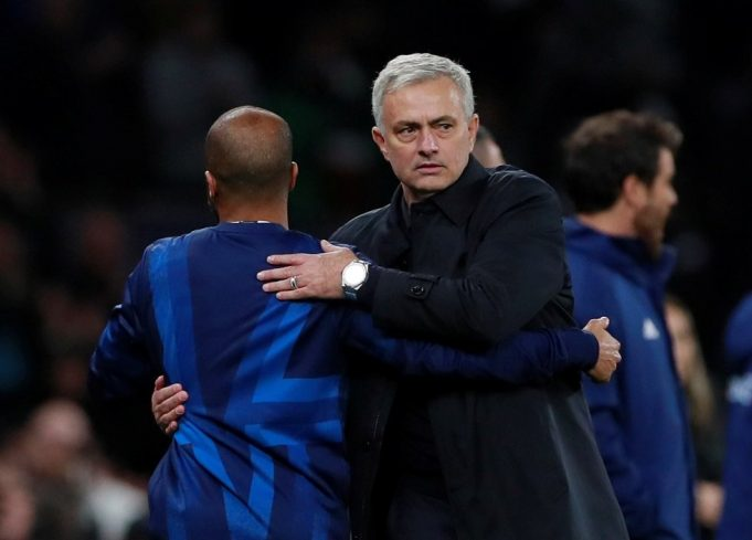 Jose Mourinho Believes Tottenham Cannot Have A Squad Like Liverpool Or City