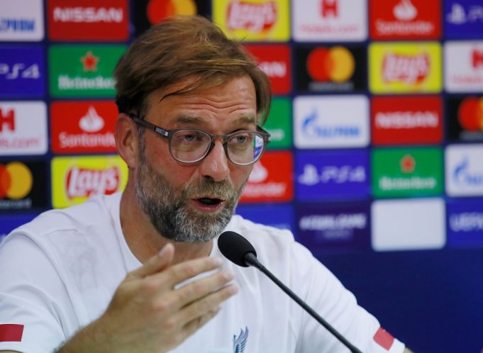 Klopp amused by Liverpool being called 'inevitable'