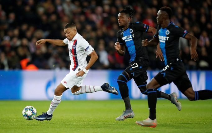 Kylian Mbappe 'Open' To A Liverpool Move