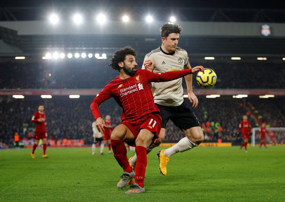 Man United Vs Liverpool Head To Head : Man Utd S ...