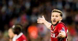 Adam Lallana's return to Southampton from Liverpool ruled out