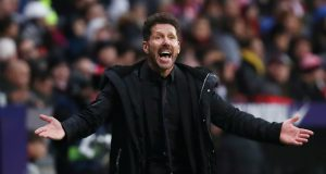 Atletico Madrid boss Diego Simeone hails Liverpool squad as one of the greatest