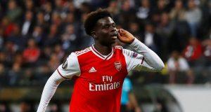 Bukayo Saka On Liverpool's Shortlist As Arsenal Contract Runs Down