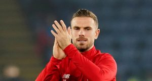 Liverpool captain Jordan Henderson out of action for 3 weeks