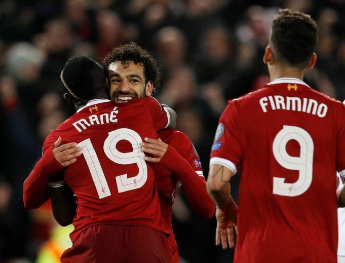 Liverpool celebrates 20 consecutive Premier League home wins!