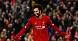 Liverpool's Salah is the most valuable right-winger in the world ahead of Messi