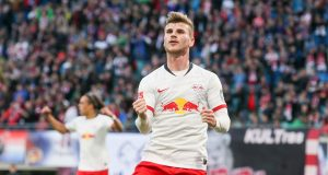 RB Leipzig boss Nagelsmann warns Timo Werner over backup status at Liverpool