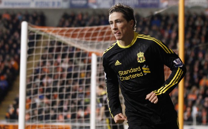 Former Liverpool star Fernando Torres reveals Ultimate XI