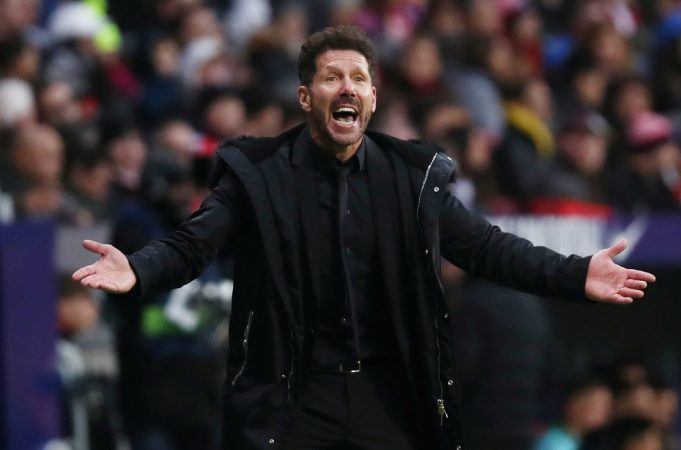 Jurgen Klopp Criticises Atletico's Playing Style After 2-3 Anfield Defeat