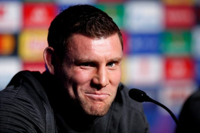 Liverpool Could Struggle To Replace James Milner
