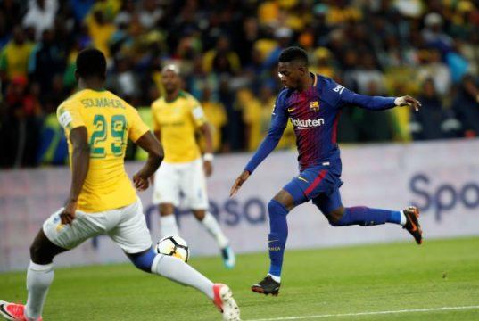 Liverpool Prepare €90m Bid For Ousmane Dembele