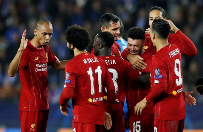 Liverpool To Win PL Title If Season Doesn't Finish