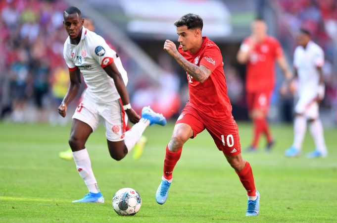 Liverpool will not be bringing back Coutinho from Barcelona