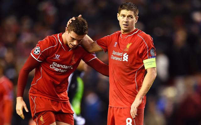 Liverpool FC Notable Captains