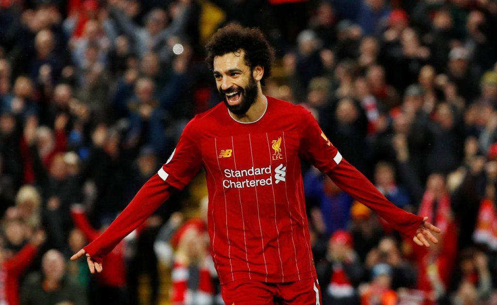 Liverpool FC Top Scorer until the Season 2020
