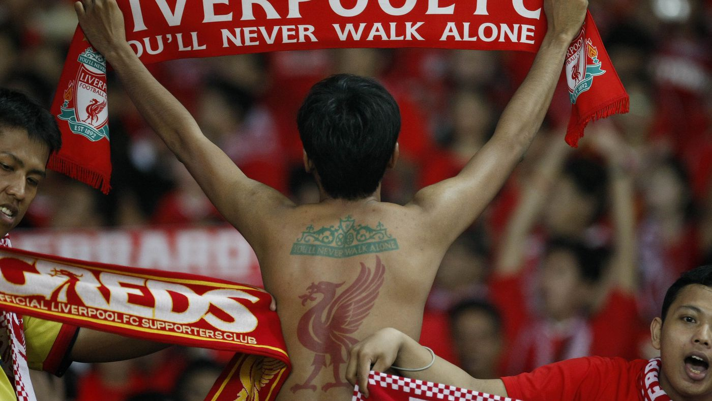 Liverpool FC tattoos