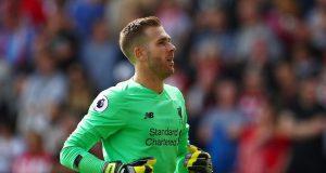 Liverpool goalie wants football over Covid-19