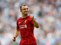 Newcastle to bid for Xherdan Shaqiri