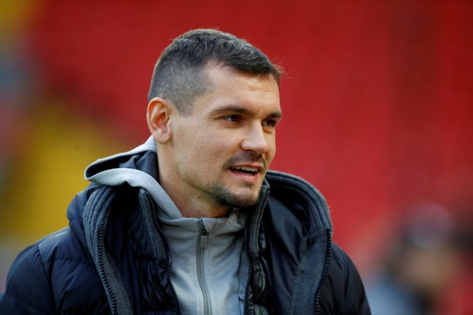 Roma to bid for Dejan Lovren