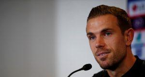 Henderson unhappy with Merseyside derby