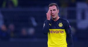 Is Gotze joining Liverpool?