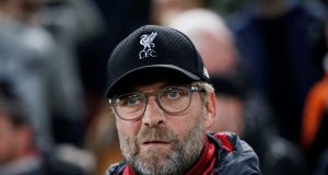 Jurgen Klopp conceded Everton were the better side in 0-0 derby draw