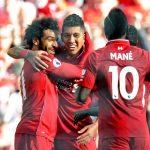 Liverpool Predicted Line Up Vs Everton