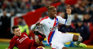 Liverpool vs Crystal Palace Head To Head Results & Records (H2H)