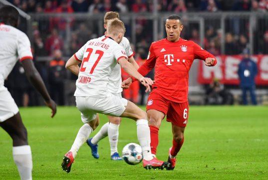 Jurgen Klopp Praises Thiago Alcantara Amidst Heavy Transfer Links To Liverpool