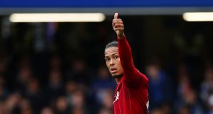 Klopp the reason I chose Liverpool over Man City & Chelsea says Van Dijk