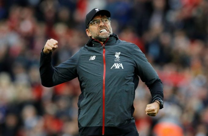 Klopp turns a blind eye to Liverpool's attitude
