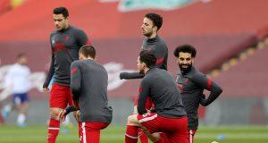 Liverpool predicted line up vs Burnley