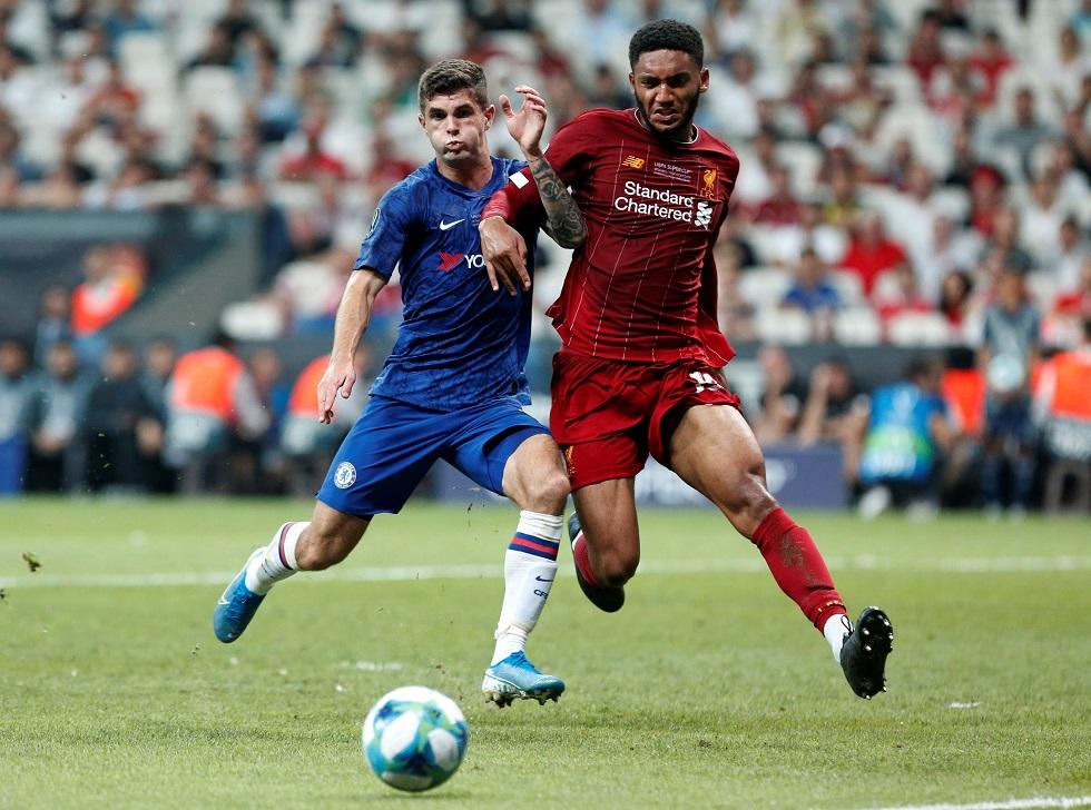 Liverpool vs Chelsea Head To Head Record & Results