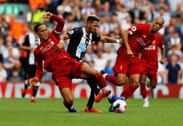 Liverpool Vs Newcastle United Head To Head