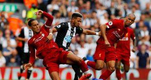 Liverpool vs Newcastle United Head To Head Results & Records (H2H)