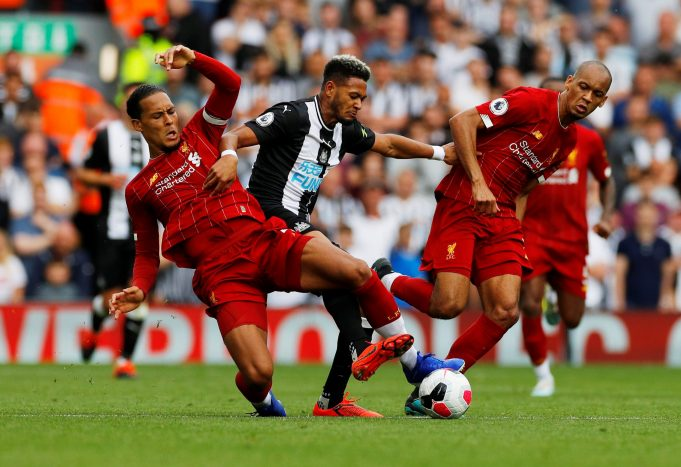 Liverpool vs Newcastle United Prediction, Betting Tips, Odds & Preview