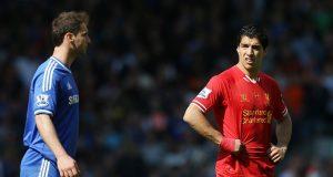 Luis Suarez Respected Nobody In Liverpool Training - Steven Gerrard