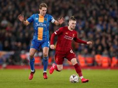 Harvey Elliot explains why he refused the chance to meet Sergio Ramos